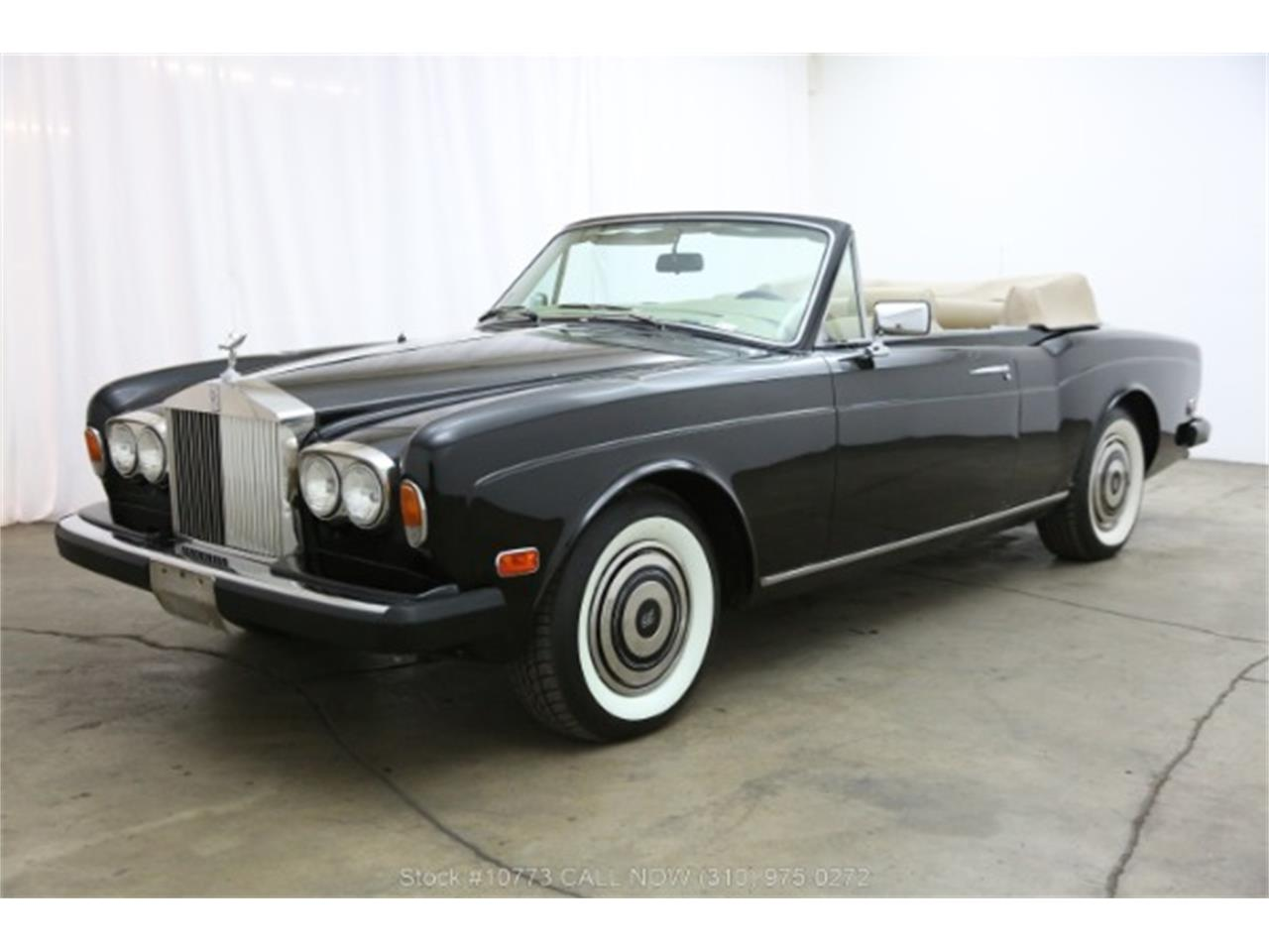 Large Picture of 1983 Corniche located in Beverly Hills California - $29,950.00 - Q413