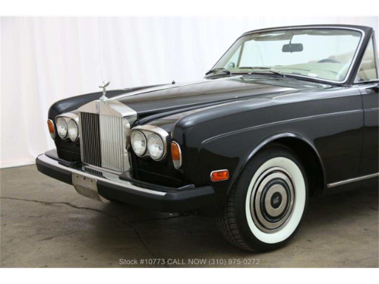 Large Picture of 1983 Corniche located in Beverly Hills California Offered by Beverly Hills Car Club - Q413