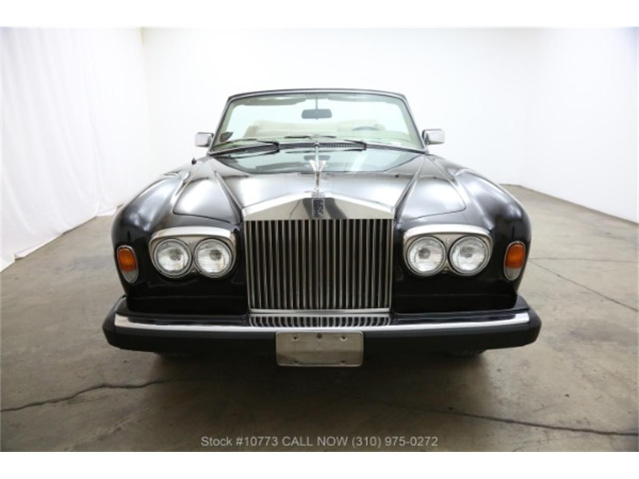 Large Picture of 1983 Rolls-Royce Corniche located in California Offered by Beverly Hills Car Club - Q413