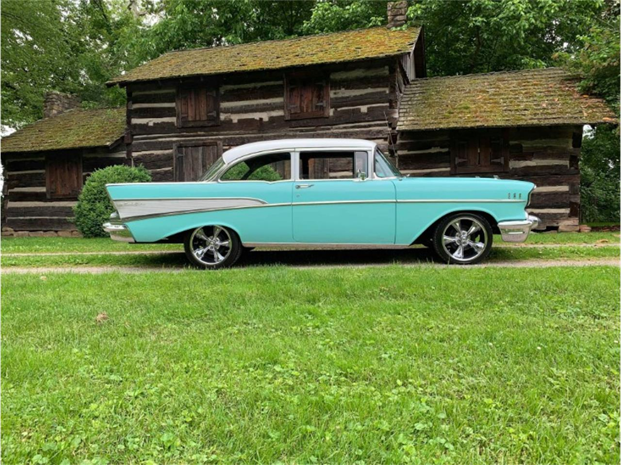Large Picture of '57 Bel Air - Q41B