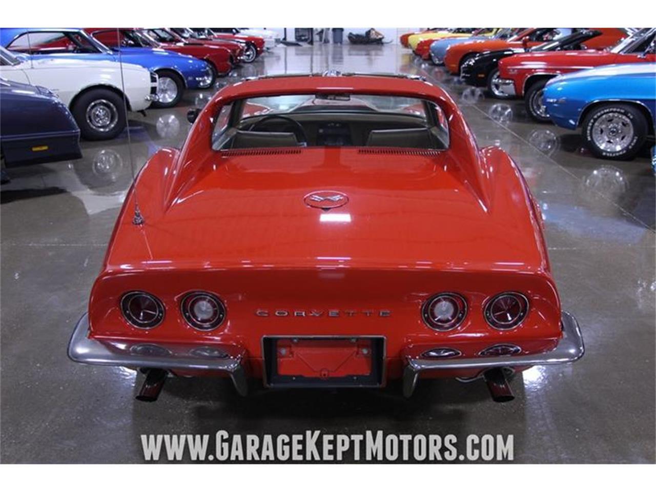 Large Picture of '69 Corvette - Q41D