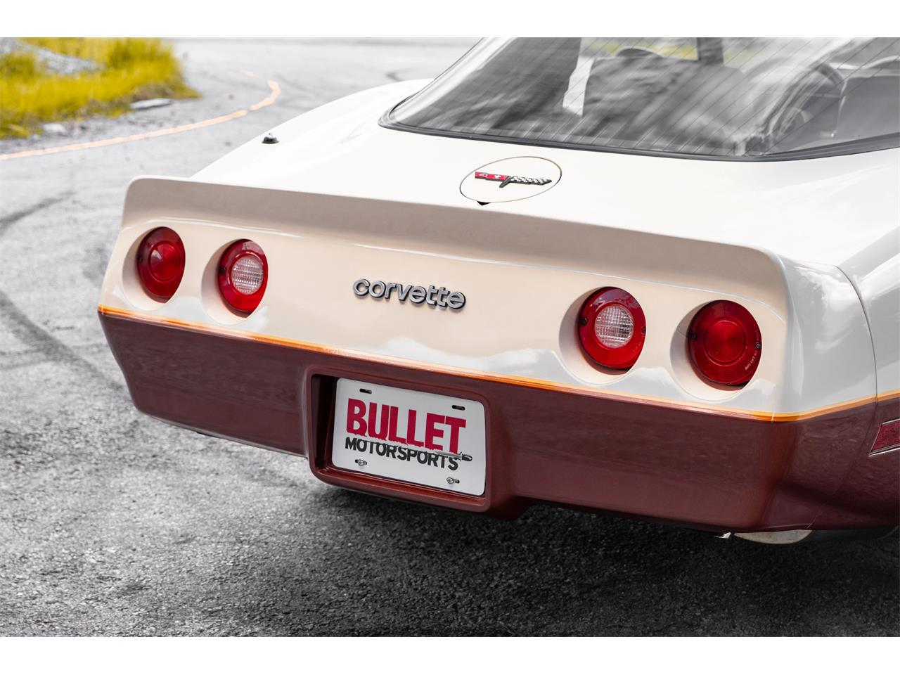 Large Picture of '81 Corvette - PYA6