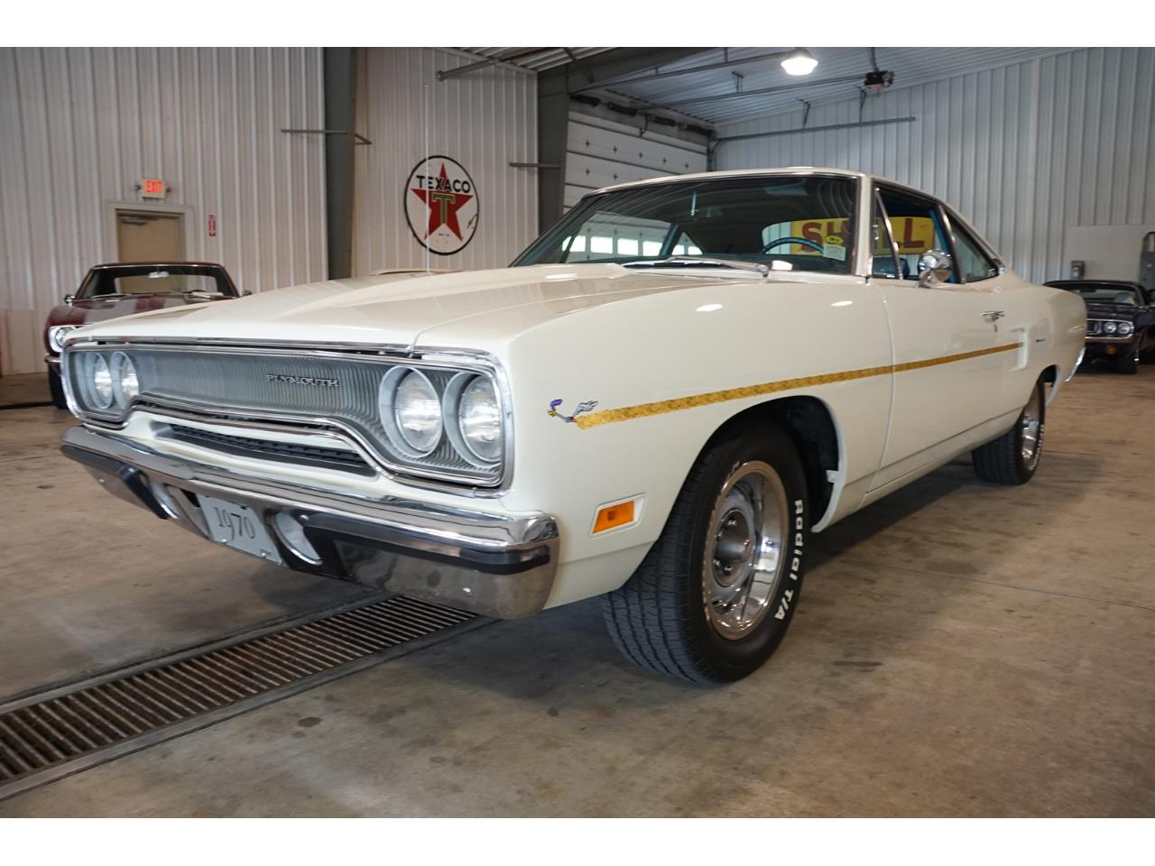 Large Picture of '70 Road Runner located in Homer City Pennsylvania Offered by Hanksters Hot Rods - Q41T