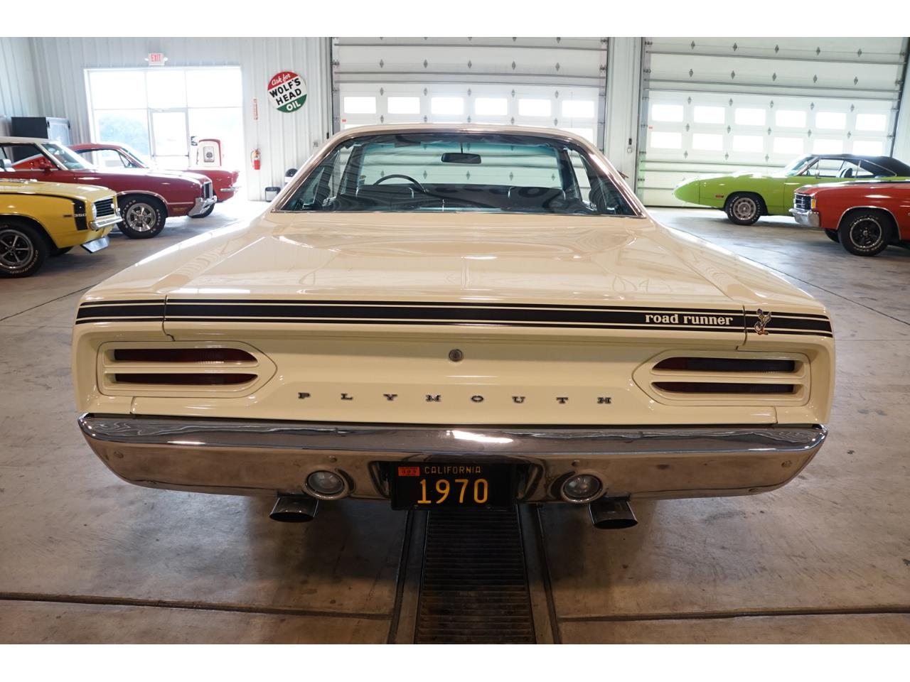 Large Picture of Classic 1970 Road Runner Offered by Hanksters Hot Rods - Q41T