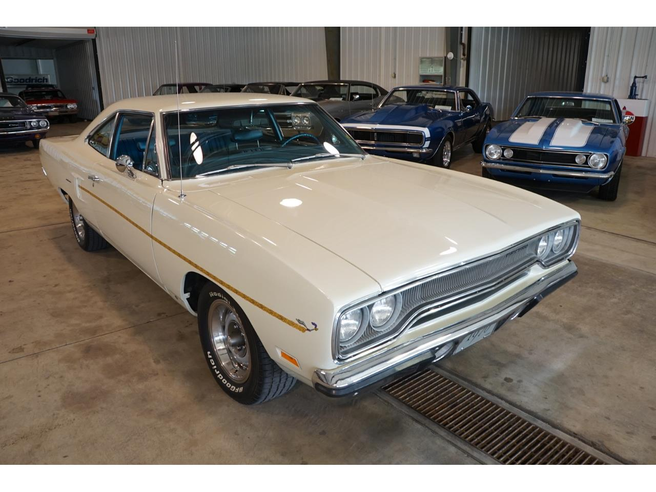 Large Picture of '70 Plymouth Road Runner Offered by Hanksters Hot Rods - Q41T