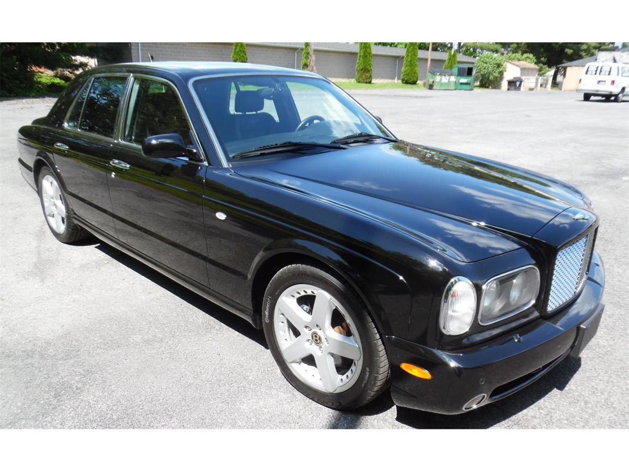 Large Picture of '02 Arnage - Q427