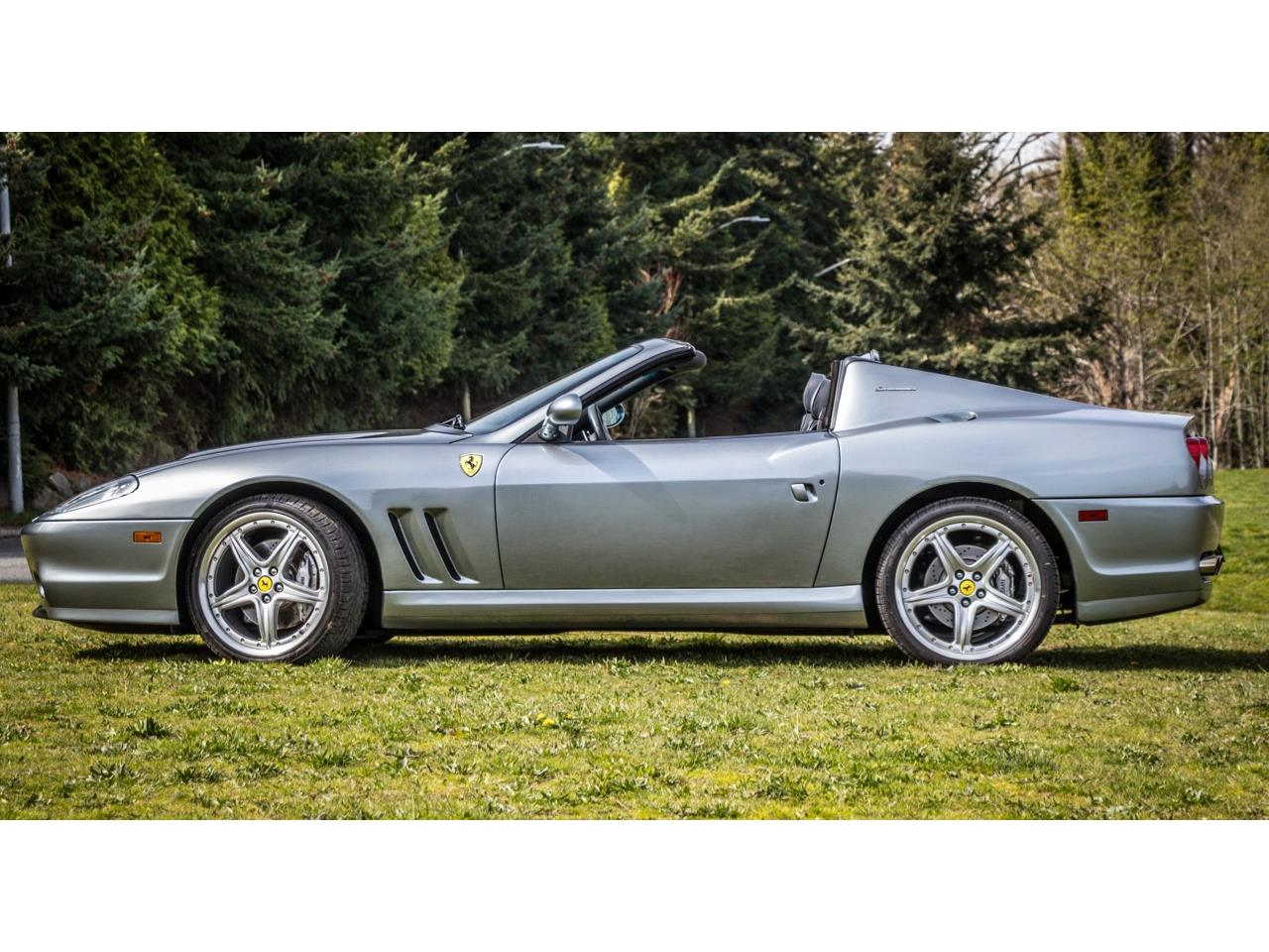 Seattle Car Auction >> 2005 Ferrari 575 For Sale Classiccars Com Cc 1218320