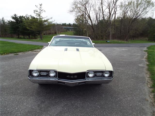 Picture of Classic '68 Oldsmobile 442 located in Huntertown Indiana Offered by  - Q429