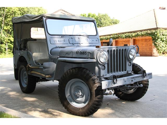 Picture of 1952 Willys Jeep located in Johnston Iowa Auction Vehicle - Q42D