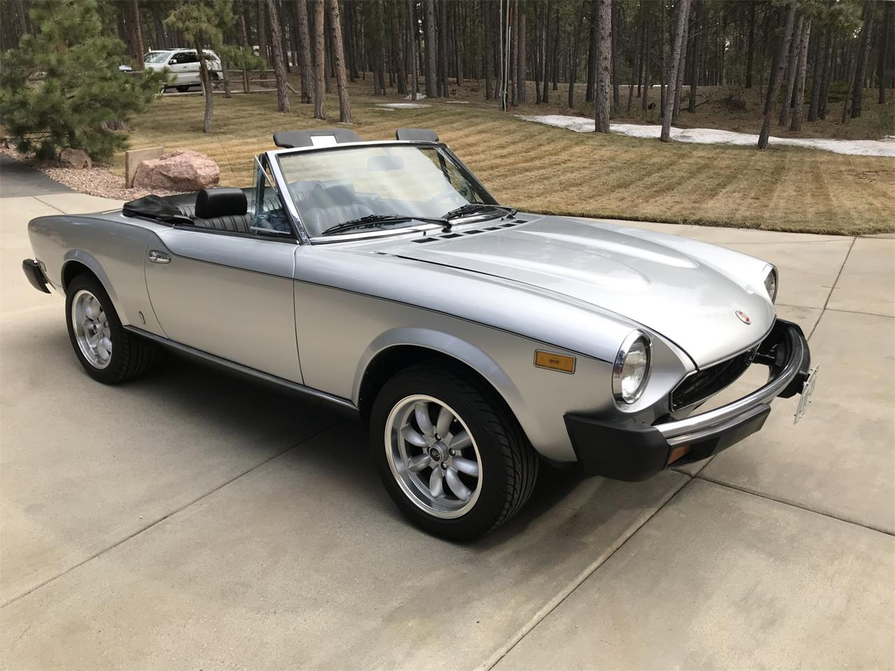 Large Picture of '79 Fiat 124 Offered by Bring A Trailer - Q42E