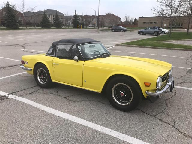 Picture of '75 TR6 - Q42H