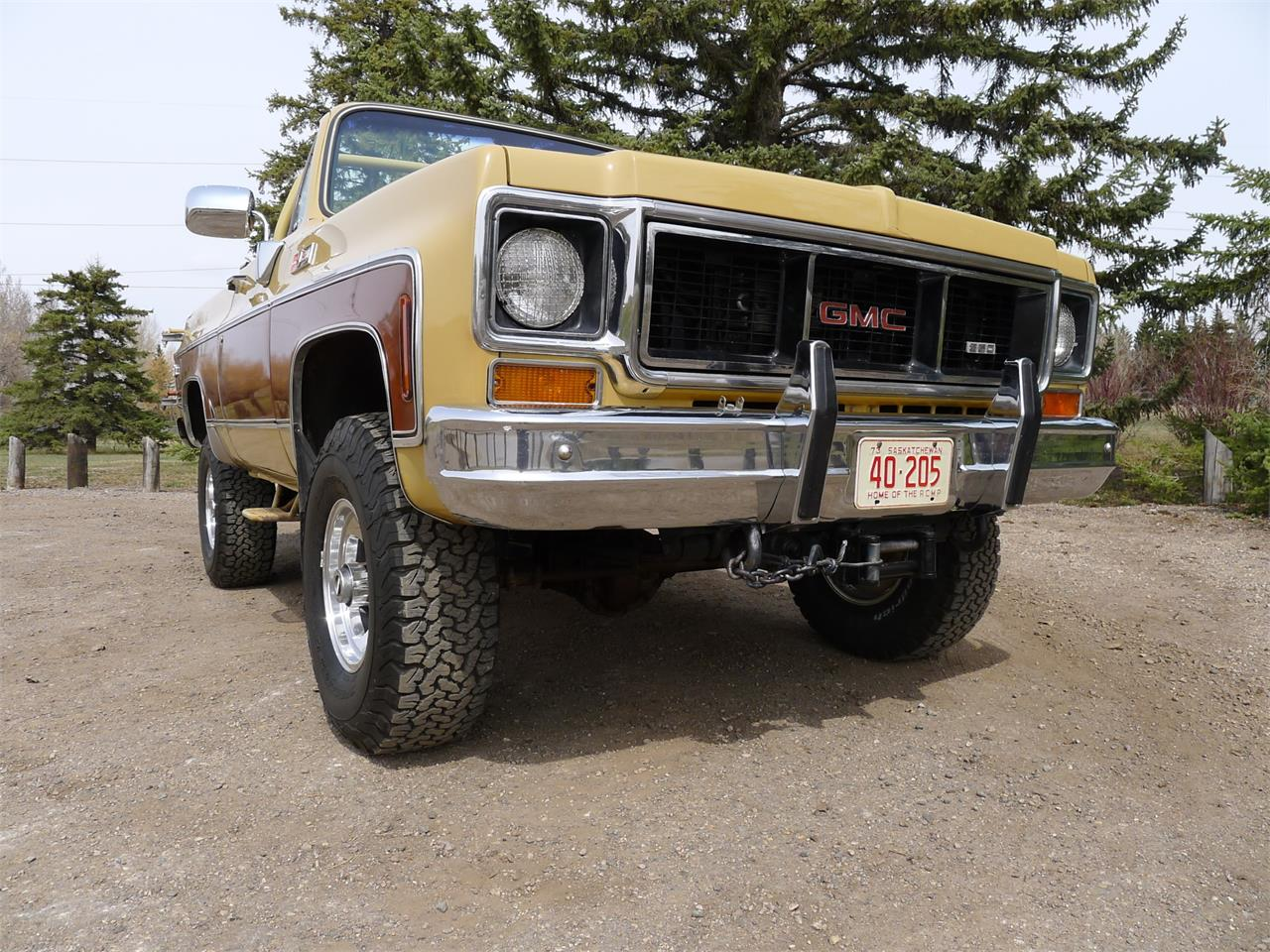 Large Picture of '73 Jimmy - Q42M