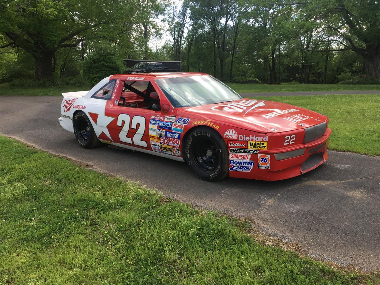 Large Picture of '86 LeSabre - Q42N