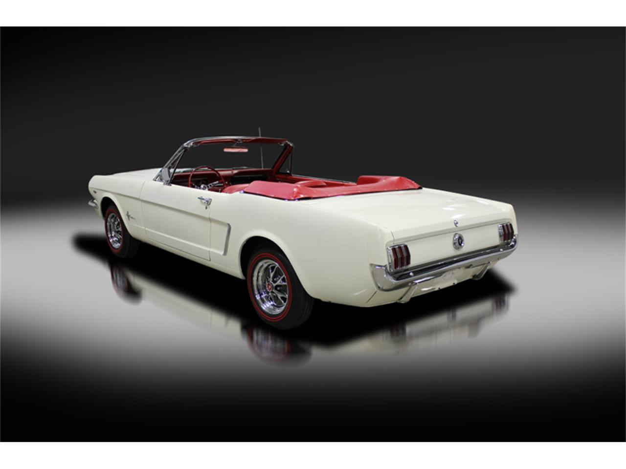 Large Picture of '65 Mustang - PYAA