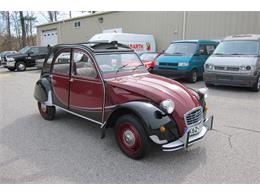 Picture of '90 Citroen 2CV Auction Vehicle Offered by Bring A Trailer - Q42X