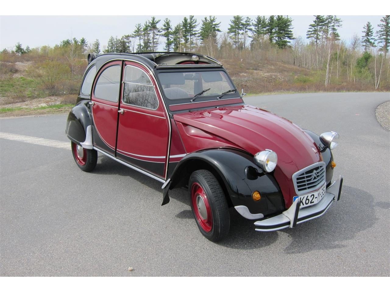 Large Picture of '90 2CV Auction Vehicle - Q42X