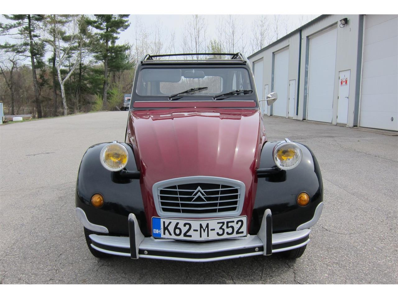 Large Picture of '90 2CV - Q42X