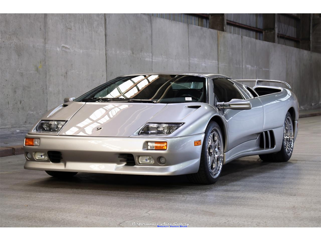 1999 Lamborghini Diablo For Sale Classiccars Com Cc 1218346