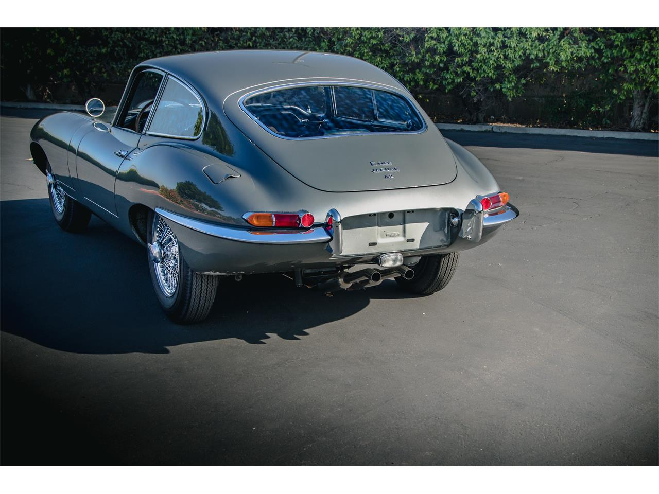 Large Picture of '65 Jaguar XKE located in California - Q42Z