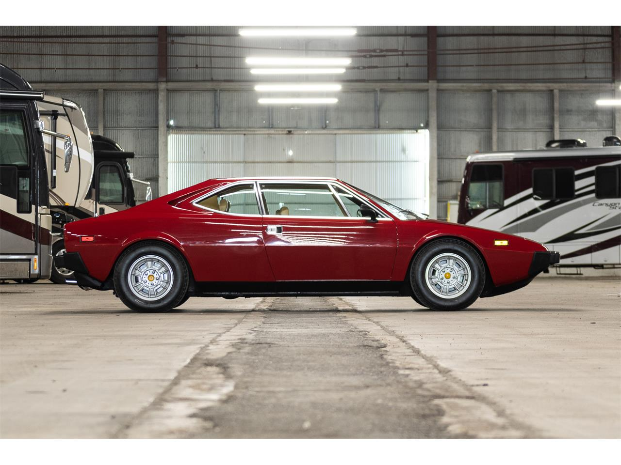 Large Picture of '77 Ferrari 308 located in Texas Auction Vehicle - Q437