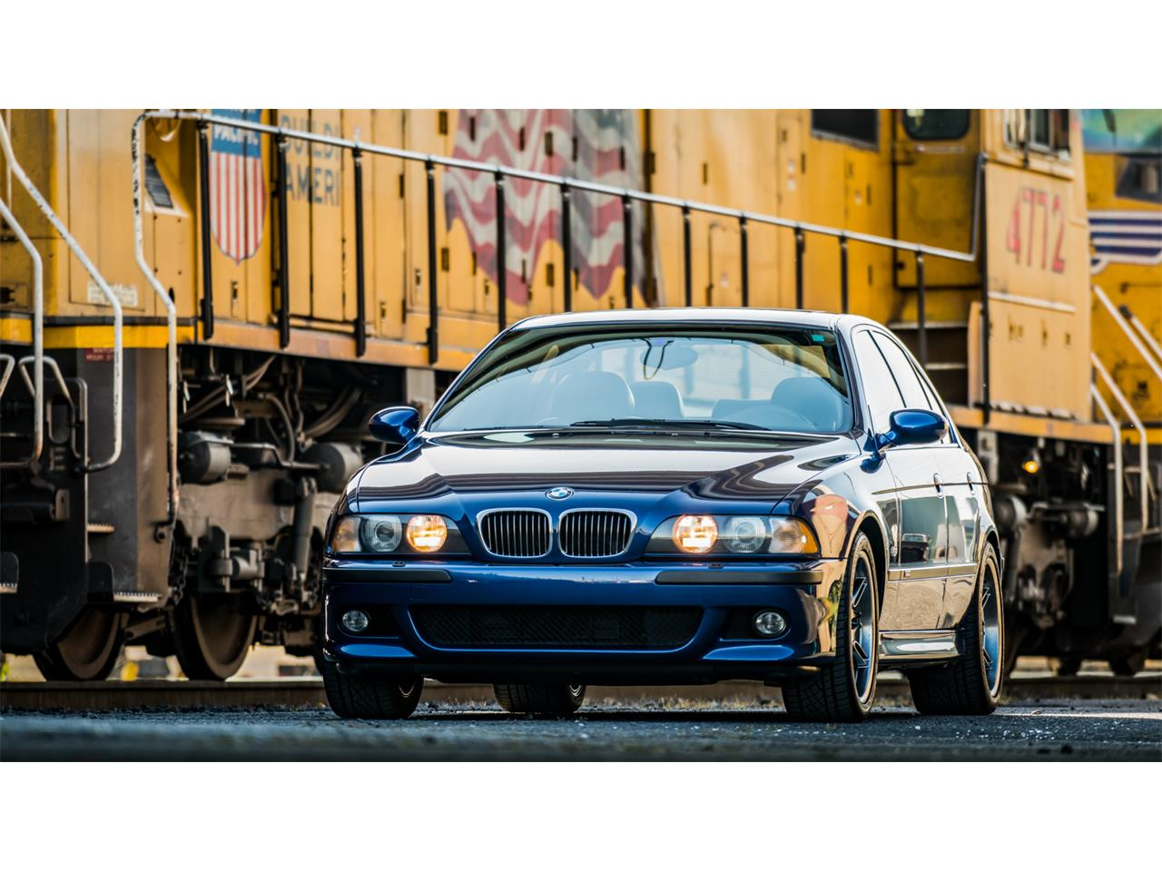 Large Picture of '00 M5 located in Oregon Offered by Bring A Trailer - Q43C