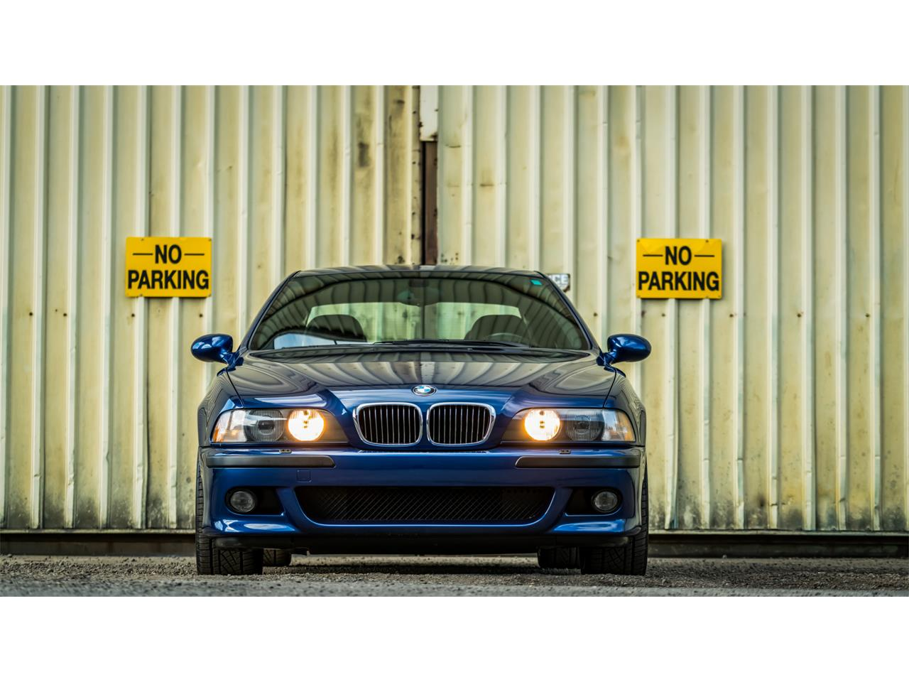 Large Picture of '00 M5 located in Portland Oregon Auction Vehicle - Q43C