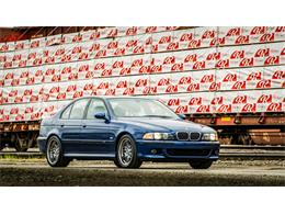Picture of '00 BMW M5 Auction Vehicle Offered by Bring A Trailer - Q43C