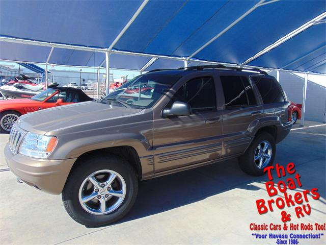 Picture of '01 Grand Cherokee - Q43E