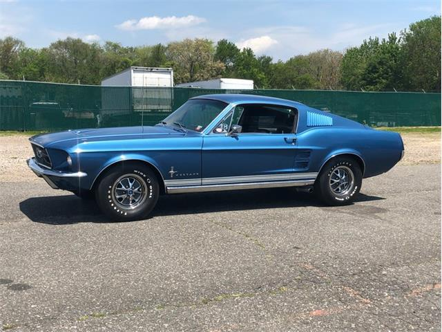 Picture Of Clic 67 Ford Mustang Located In West Babylon New York Offered By