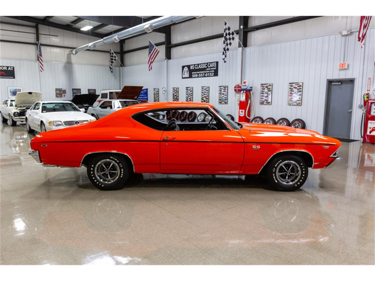 Large Picture of '69 Chevelle SS - PYAD
