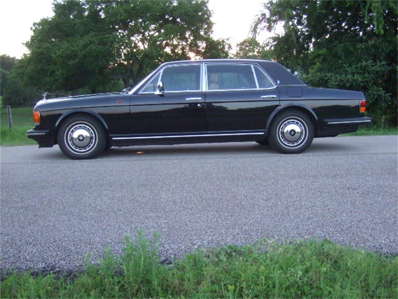 Large Picture of '91 Silver Spur - PYAE