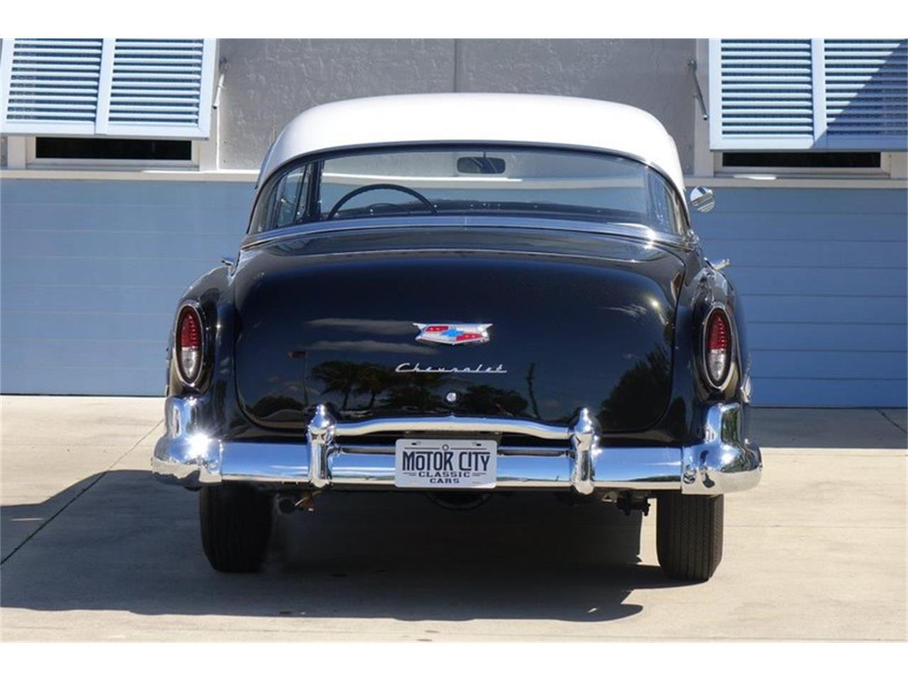Large Picture of '54 Bel Air - Q452