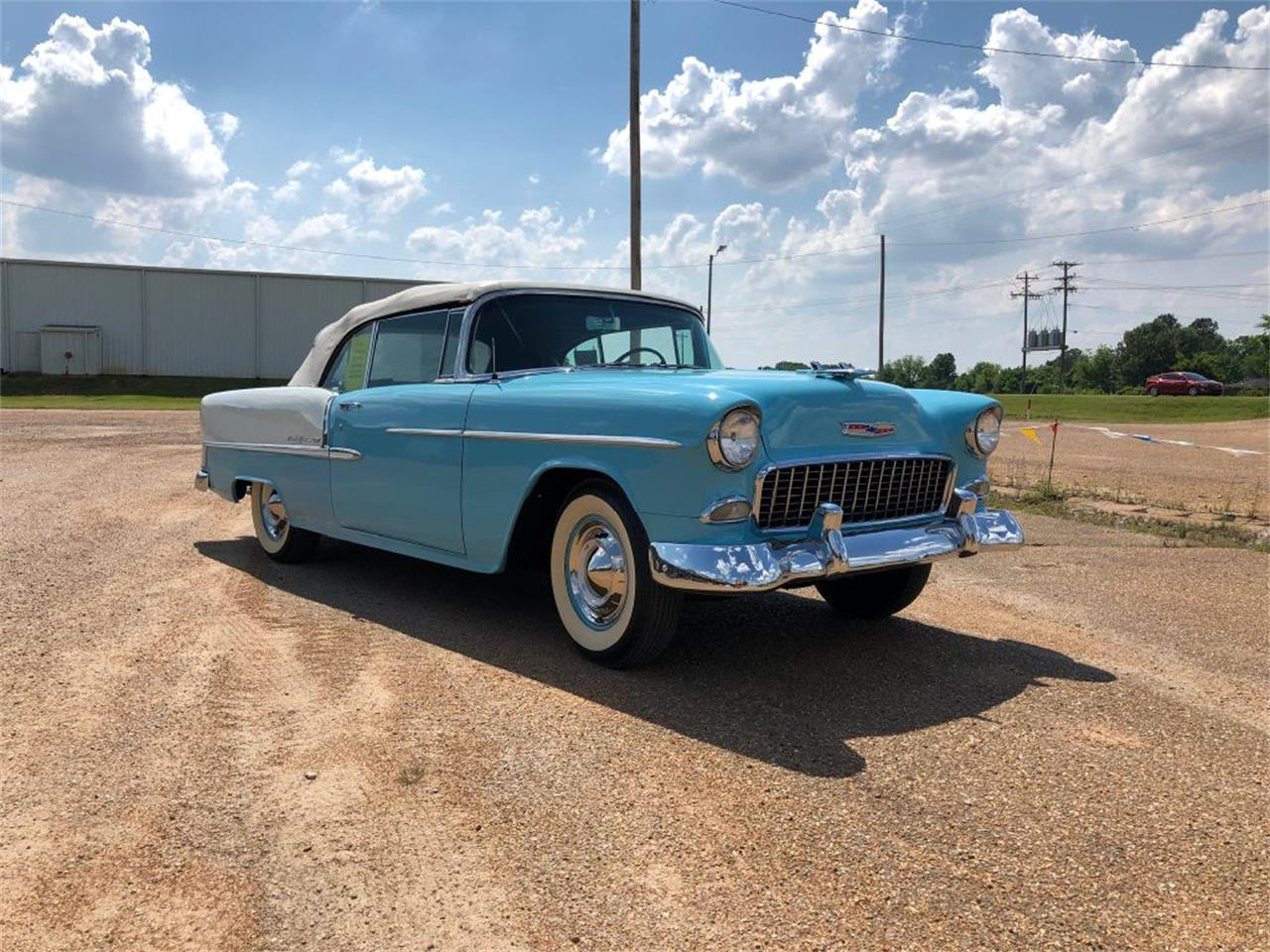 Large Picture of '55 Bel Air - Q458
