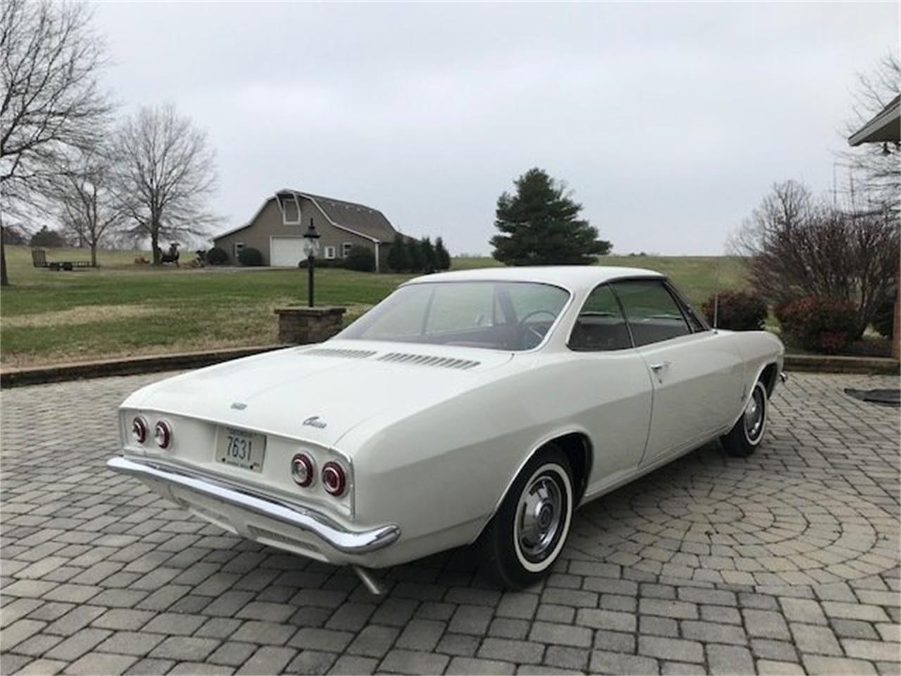 Large Picture of '65 Corvair - Q459