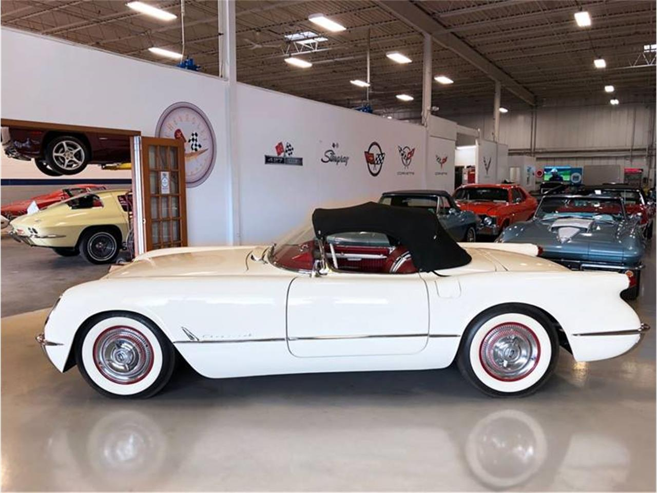 Large Picture of '53 Corvette - Q45C