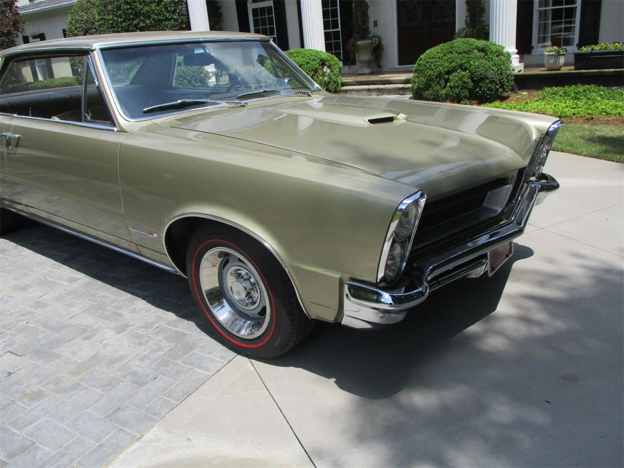 Large Picture of '65 GTO - Q45E