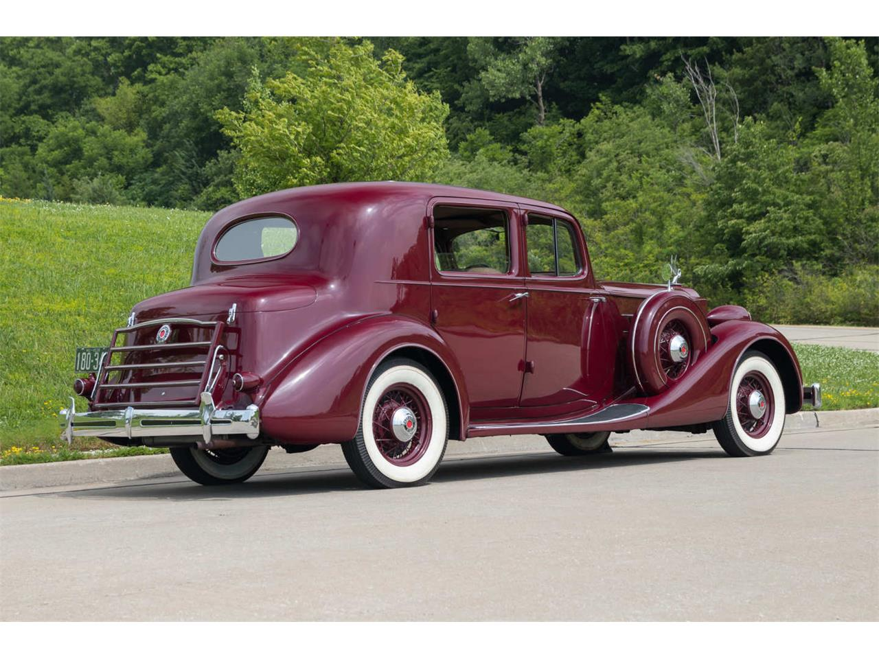 Large Picture of '35 Eight - Q45G
