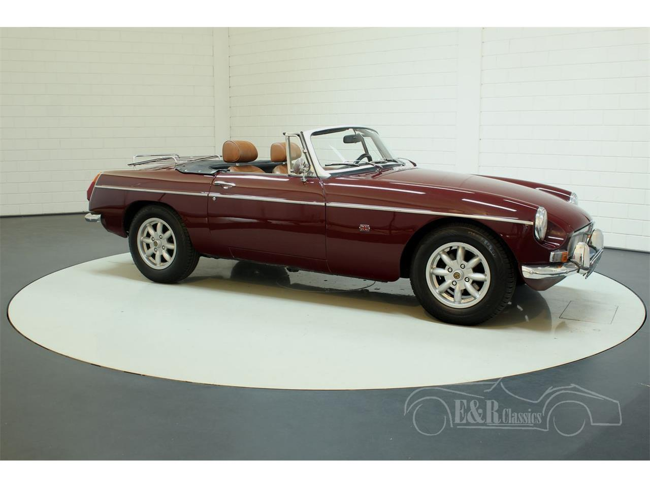 Large Picture of '76 MG MGB located in Noord-Brabant Offered by E & R Classics - Q45I