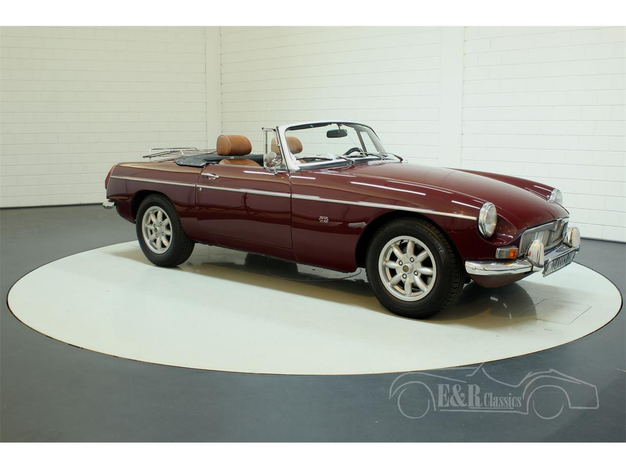 Large Picture of 1976 MG MGB located in Noord-Brabant Offered by E & R Classics - Q45I