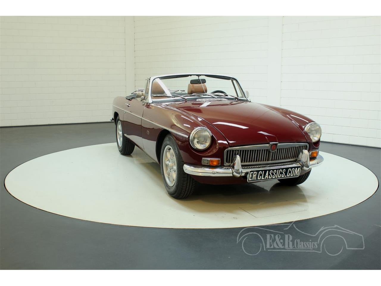 Large Picture of 1976 MGB located in Noord-Brabant Offered by E & R Classics - Q45I