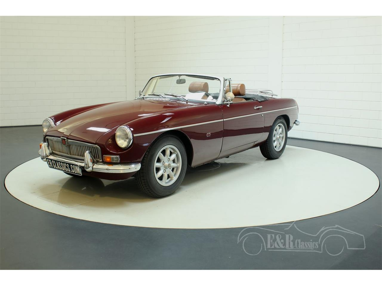 Large Picture of 1976 MGB located in Noord-Brabant - $22,250.00 Offered by E & R Classics - Q45I