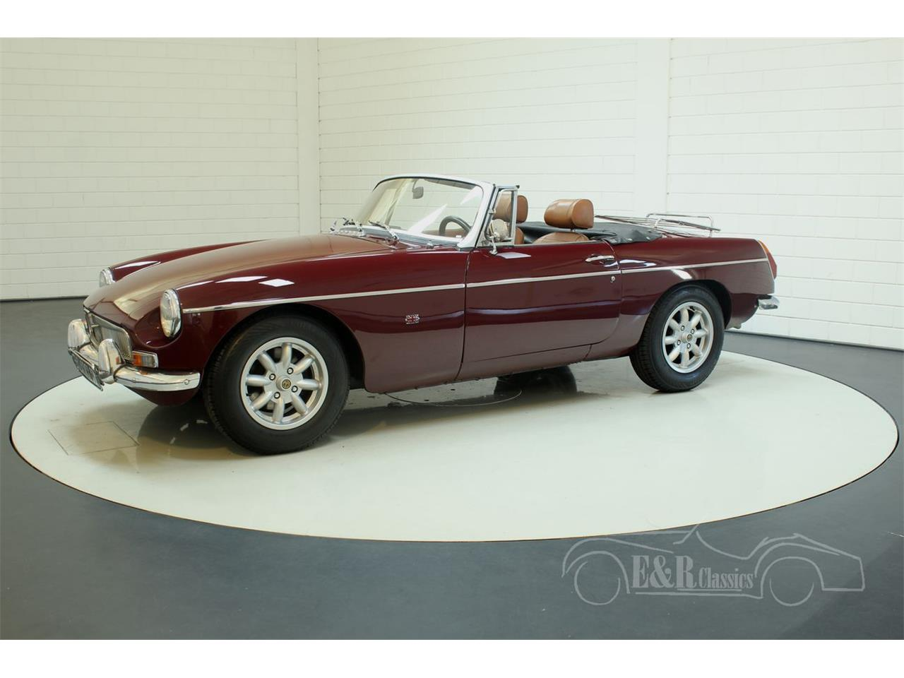 Large Picture of '76 MG MGB located in Noord-Brabant - Q45I