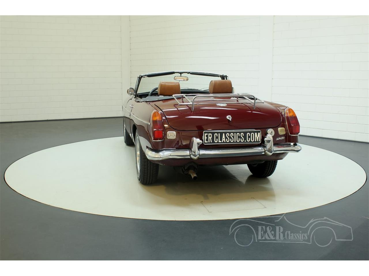 Large Picture of '76 MG MGB - Q45I