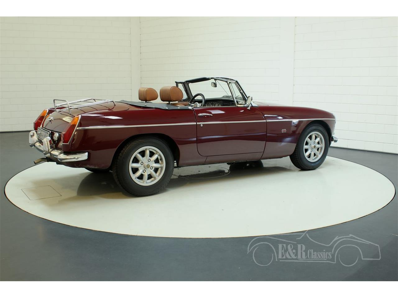 Large Picture of 1976 MG MGB located in Waalwijk Noord-Brabant Offered by E & R Classics - Q45I