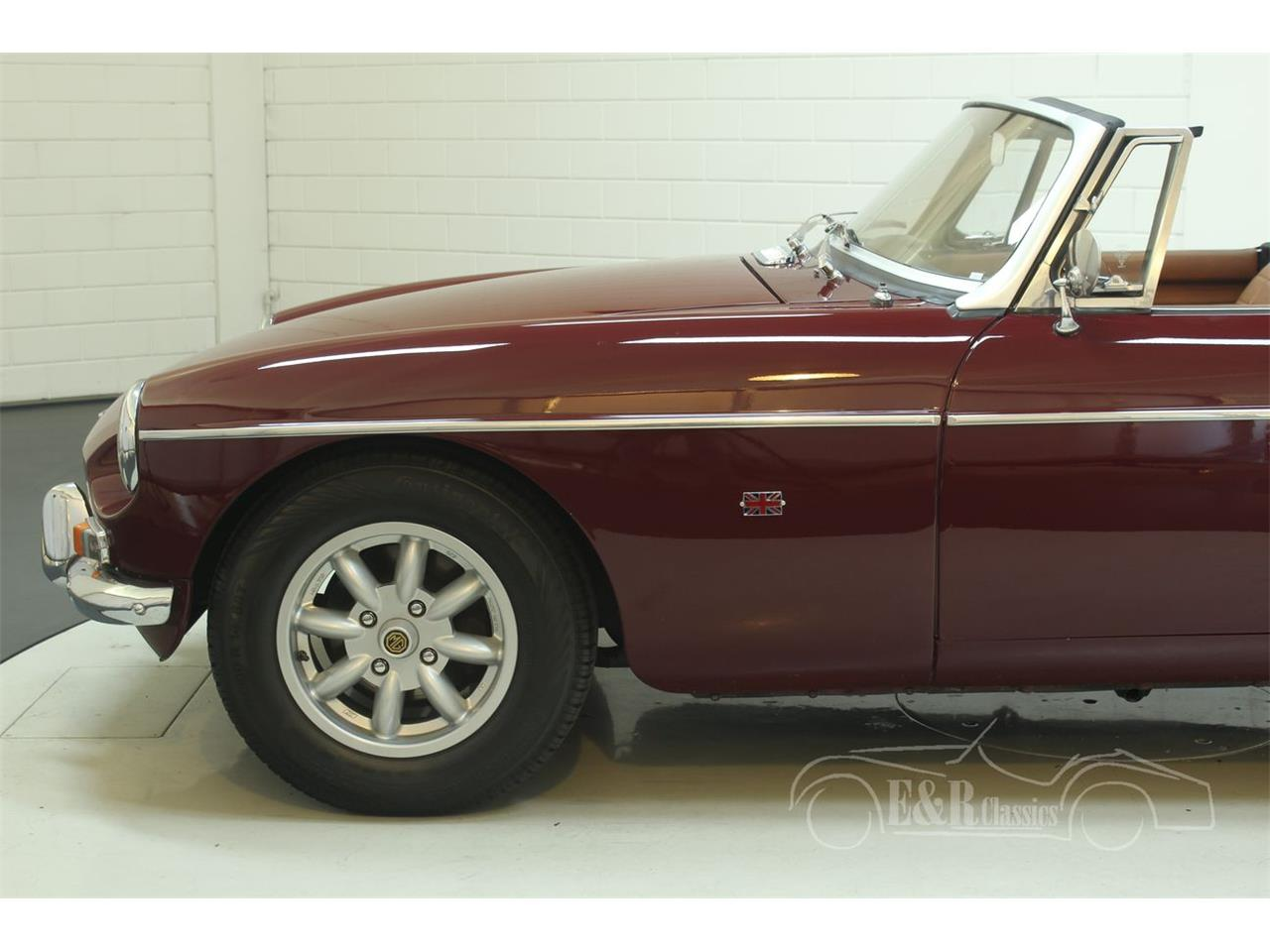 Large Picture of 1976 MG MGB located in Noord-Brabant - $22,250.00 Offered by E & R Classics - Q45I