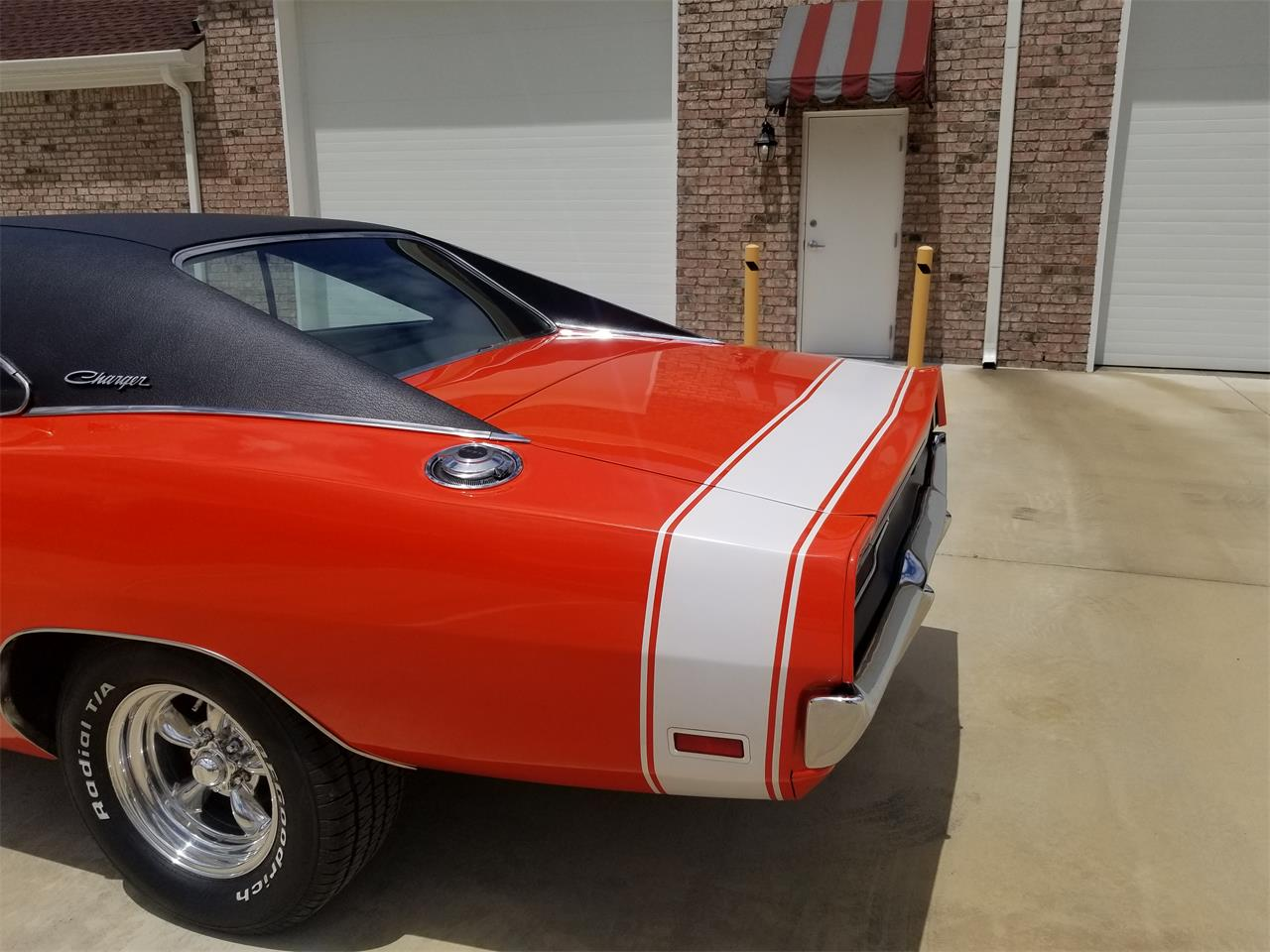Large Picture of Classic '69 Dodge Charger located in Smyrna Tennessee - $47,500.00 Offered by a Private Seller - Q45J