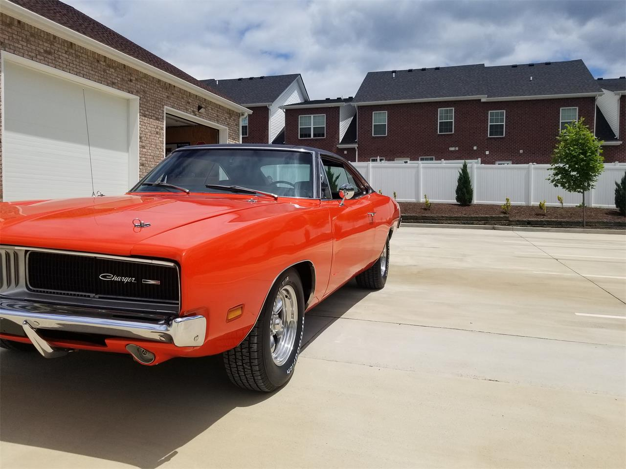 Large Picture of Classic 1969 Dodge Charger located in Tennessee Offered by a Private Seller - Q45J