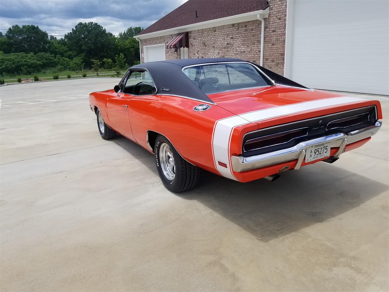 Large Picture of 1969 Dodge Charger located in Tennessee - $47,500.00 Offered by a Private Seller - Q45J