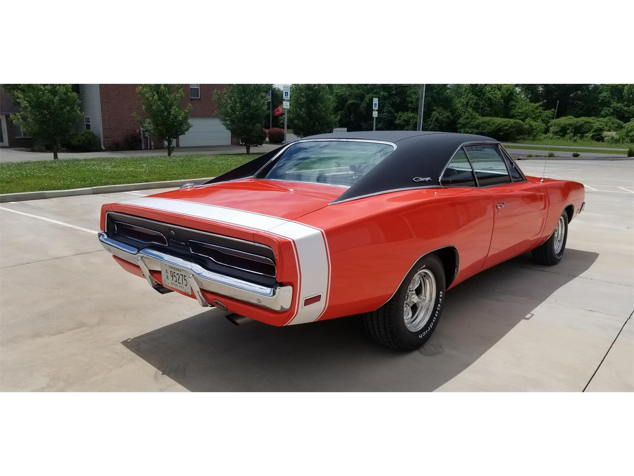 Large Picture of Classic '69 Charger Offered by a Private Seller - Q45J