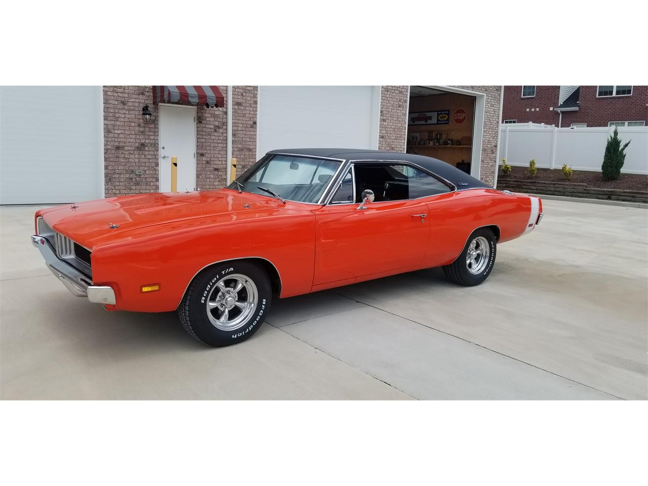Large Picture of Classic 1969 Dodge Charger located in Smyrna Tennessee - $47,500.00 - Q45J